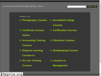 coursesinphotography.com