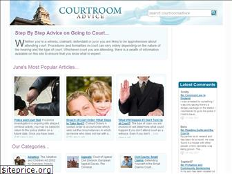 courtroomadvice.co.uk