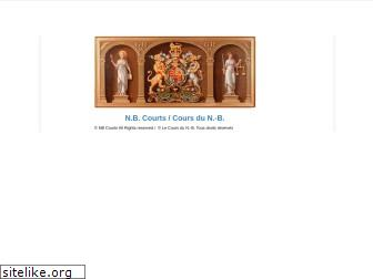 courtsnb-coursnb.ca