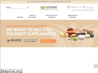 covenanthealthproducts.com