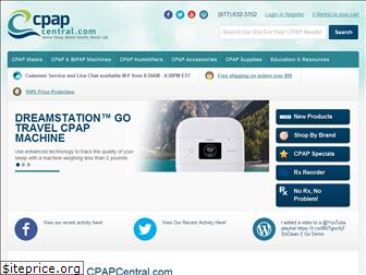cpapcentral.com