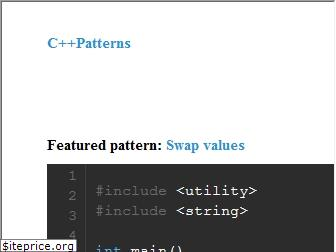 cpppatterns.com