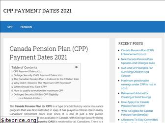 cpppaymentdates.com