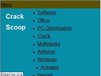 crackscoop.com