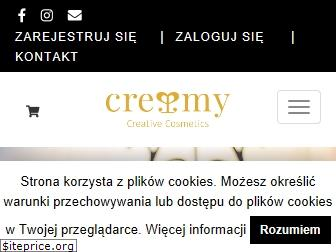 www.creamy.pl website price