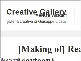 www.creativegallery.it website price