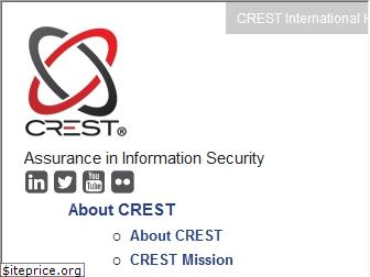 crest-approved.org