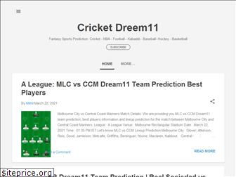 cricketdreem11.blogspot.com