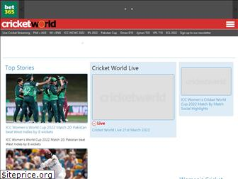 cricketworld.com