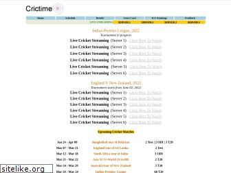 crictime.is
