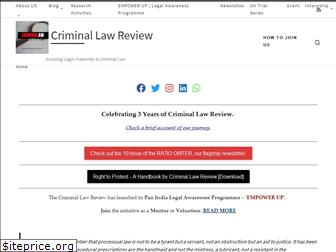 crlreview.in