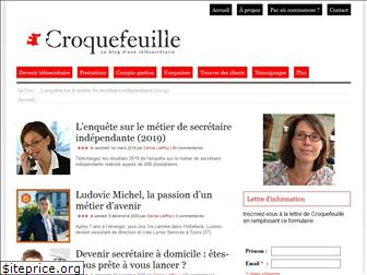croquefeuille.fr