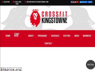 crossfitkingstowne.com