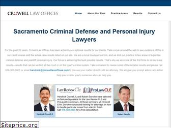 crowelllawoffices.com