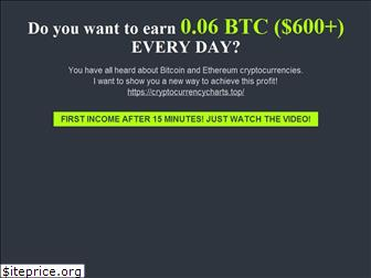 cryptocurrencycharts.top