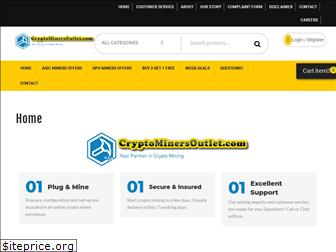 cryptominersoutlet.com