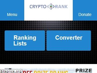 www.cryptorank.online website price