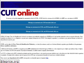 www.cuitonline.net website price
