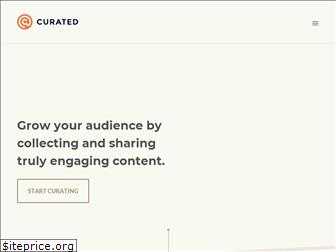 curated.co
