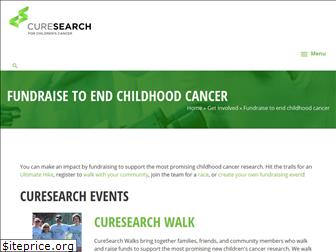curesearchevents.org