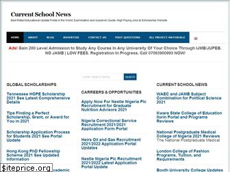 currentschoolnews.com