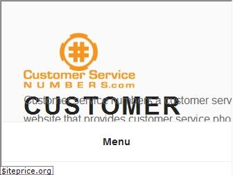 customerservicenumbers.com