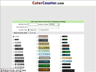 cutercounter.com