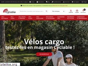 cyclable.com