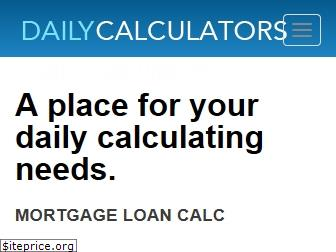 dailycalculators.com