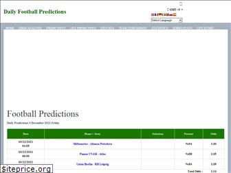 dailyfootballpredictions.com