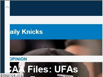 dailyknicks.com