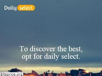 www.dailyselect.co.uk website price