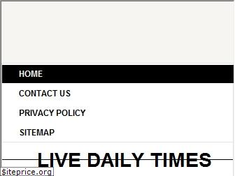 dailytimes.live