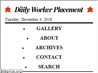 dailyworkerplacement.com