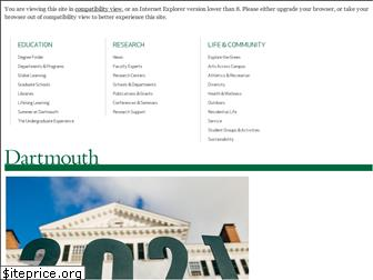 dartmouth.edu