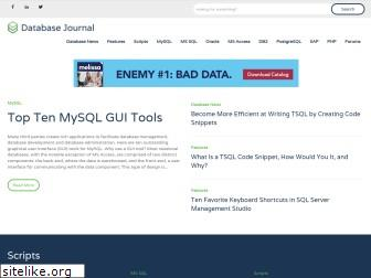 databasejournal.com