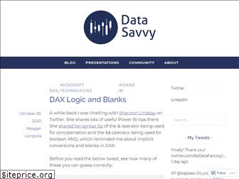 datasavvy.me