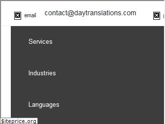 daytranslations.com