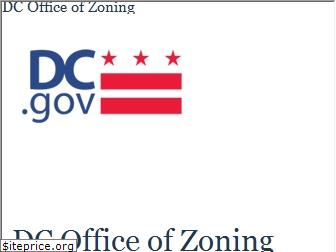 www.dcoz.dc.gov website price
