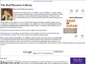 deaflibrary.org