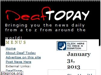 deaftoday.com
