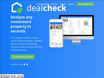 dealcheck.io