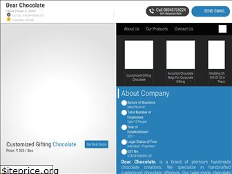 dearchocolate.co.in
