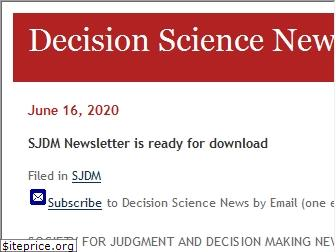 decisionsciencenews.com