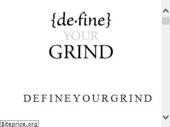 defineyourgrind.org