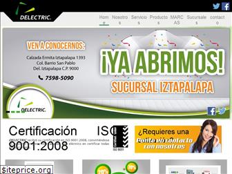 delectric.com.mx