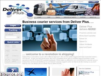 deliverplus.co.uk