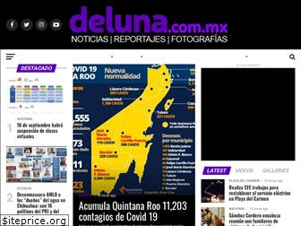 www.deluna.com.mx website price
