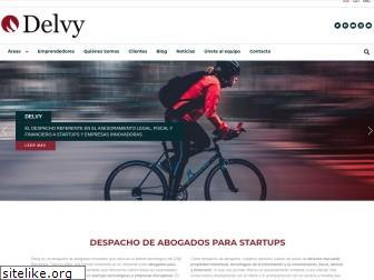 www.delvy.es website price