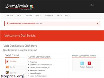 desiserials org website worth, domain value and website traffic